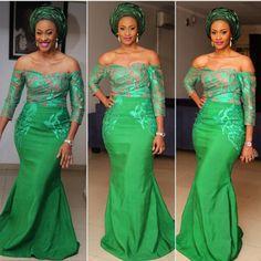 This is lovely #asoebi @bky_n …made by @phunkafrique   makeup- @banksbmpro #wdnasoebi  #weddingdigestnigeria #weddingdigestnaija