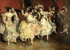 Танец в живописи. Обсуждение на LiveInternet - Российский Сервис Онлайн-Дневников