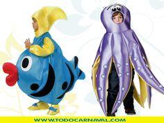#Disfracescreativos para #niños y #niñas. #Confeccion de #disfraces bajo boceto para grupos y #colegios. www.todocarnaval.com