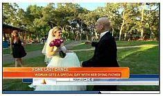 Dying Father's First Dance with Daughter Filmed for Future Wedding Beautiful