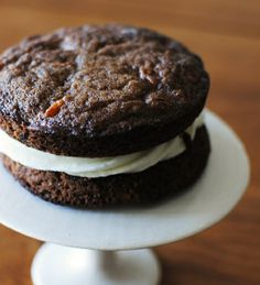 Carrot cake whoopie pie from the Pie Hole.