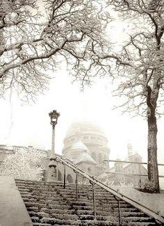 View of Sacré Coeur