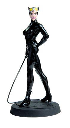 Eaglemoss DC Comics Catwoman Lead Figurine