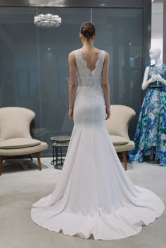 Mermaid Wedding, Showroom, Spotlight, Romantic, Couture, Bride, Wedding Dresses, Design, Fashion
