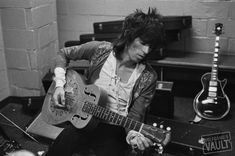 Wishing a Happy Seventy First Birthday to Keith Richards, Fine Art Print, Gimmie Shelter Tour, Madison Square Garden (New York, NY) Nov 27, 1969