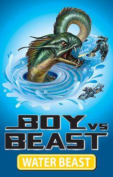 Boy VS Beast Book 1