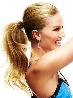 Pony Up: Gym-Friendly Ponytails