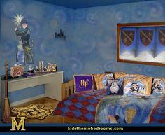 Harry Potter Bedroom Decorating Ideas