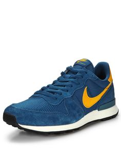 3178f3feac397 Nike Internationalist Trainers in Blue for Men (blue yellow)