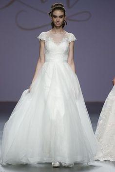 Vestidos de novia corte princesa 2016: Diseños para novias soñadoras Image: 12