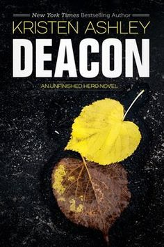 Monlatable Book Reviews: Deacon (Unfinished Hero #4) by Kristen Ashley