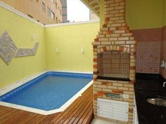 Small Pools, Pool Designs, Home And Garden, Architecture, Interior, Outdoor Decor, House, Home Decor, Mini Piscina