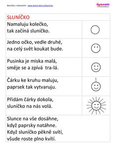 40 básniček s malováním za poloviční ceny Preschool Worksheets, Preschool Activities, Dysgraphia, Baby List, Yoga For Kids, Step By Step Drawing, Kids And Parenting, Montessori, Coloring Books