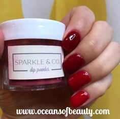 Sparkle & Co. just released Temperature Changing Dip Gel Powder. No lamps needed, lasts 2-3 weeks! Salon Quality done right in your own home! For updates, customer pics, contests and much more please like us on Facebook https://www.facebook.com/EZ-DIP-NAILS-1523939111191370/ #ezdip #ezdipnails #diynails #naildesign #dippowder #gelnails #nailpolish #mani #manicure #dippowdernails