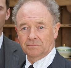 Michael Kitchen - because of his skill as an actor I love the character Christopher Foyle.