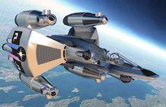 Last star fighter by louielikespie.deviantart.com on @deviantART