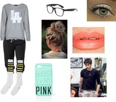 """Lazy Day with Zayn"" by alexbomer on Polyvore"