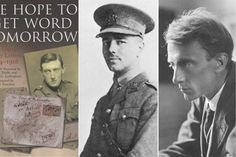 Last Letters From World War I Literary Heroes (Photos) - The Daily Beast Literary Heroes, The Things They Carried, Ap Language, The Daily Beast, Teaching Tips, World War I, Wwi, Middle School, History
