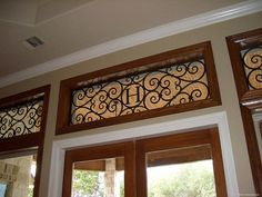 1000 Images About Faux Iron Window Ideas On Pinterest