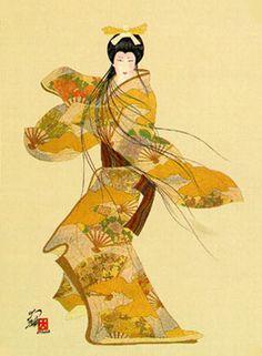 Lady Meiko Autumn - H. Otsuka