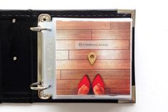 Mini Album #fromwhereistand by tracyxo   the single girl's scrapbook #projectlife