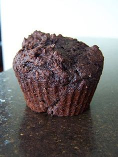 Hungry Janey: Weight Watcher's Chocolate Chip Chocolate Muffins