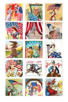 Irina's Photography and beyond: Free digital collage - July 4-th