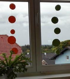 Fensterdeko Wind Chimes, Windows, Outdoor Decor, Home Decor, Homemade Home Decor, Decoration Home, Window, Ramen, Interior Decorating