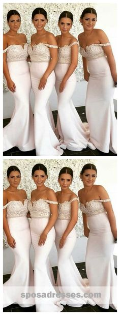 Sexy Off Shoulder Bridesmaid Dresses, Mermaid Bridesmaid Dresses, Cheap Long Bridesmaid Dresses Online, · Oktypes · Online Store Powered by Storenvy Olive Bridesmaid Dresses, Off Shoulder Bridesmaid Dress, Wedding Bridesmaids, Cheap Wedding Dress, Wedding Dresses, Wedding Wear, Cheap Long Dresses, Dress Vestidos, Flower Girl Dresses