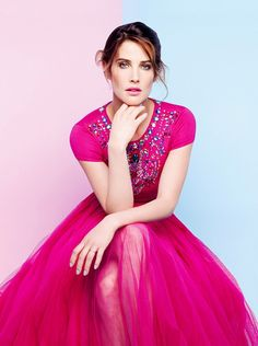 Cobie Smulders Glamour Mexico May 2015