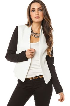ShopSosie Style : Cordero Blazer