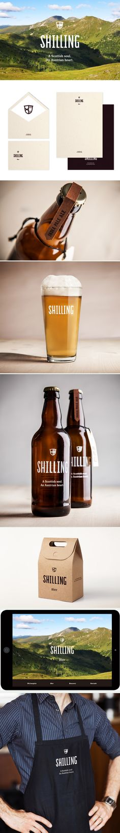 identity / shilling / beer