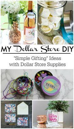 Dollar Store DIY eas