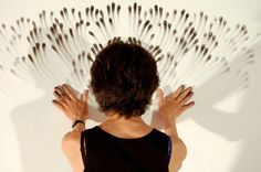 Judith Braun finger art