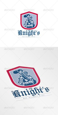 Old Knights Bed and Breakfast Inn #Logo - Download…