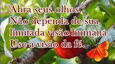 FALANDO DE VIDA!!: Abra seus olhos!!