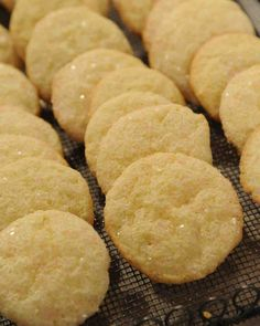 Mother's Sour-Cream Cookies Martha Stewart