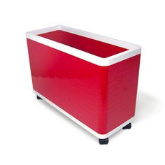 Rectangular Box Wheels Red now featured on Fab.