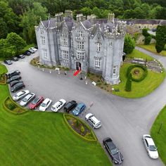 Staying in an Irish castle is a dream for many. Here are 8 affordable Castle Hotels in Ireland perfect that offer the fairytale experience on a budget.