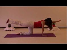 20 Minuten Yoga für den Rücken - Anfänger-Level