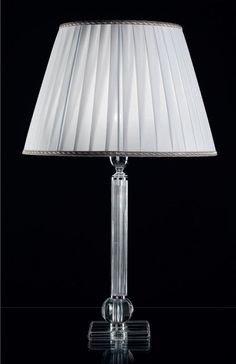 OR Lampada da tavolo in vetro soffiato 101/LP c