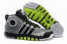 half off 5d3e0 1c146 Authentic Adidas adiPower Howard 3 G22666 Black White Volt Sale Online Nike  Zoom, Discount Adidas