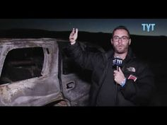 TYT Politics Reporter Jordan Chariton (https://twitter.com/JordanChariton) reporting from the site of the North Dakota Access Pipeline protests, where heavil...