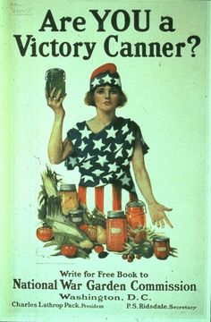 Gmo Free Gardening Propaganda Art for WWI and WWII: 18 Fantastic Victory Garden Posters Vintage Ads, Vintage Posters, Vintage Food, Vintage Stuff, Vintage Apron, Retro Posters, Retro Ads, Vintage Recipes, Vintage Signs