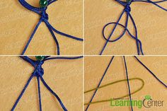 Do you guys want to make a cool braided bracelet? Then just look here, this Pandahall tutorial on how to make ethnic braided friendship bracelet with nylon thread is a perfect choice for you. Friendship Bracelets Designs, Bracelet Designs, Cool Braids, How To Make Necklaces, Braided Bracelets, Hand Embroidery, Ethnic, Crochet Necklace, Handmade