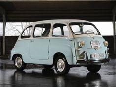 Fiat Multipla de 1957