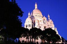 París, Francia, Sacré Coeur