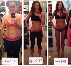 Motivation... it takes more than a couple weeks, but you can do it! :)
