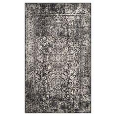 Evoke Rug - Black/Grey - (2'2x11') - Safavieh #GreyRugs