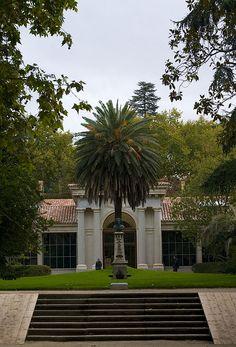 Real Jardin Botanico - Madrid, Spain